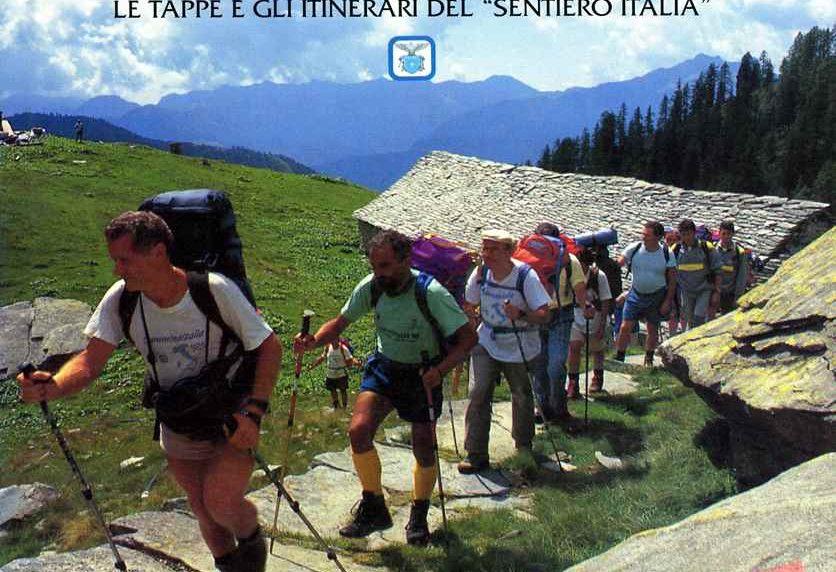 De Martin e Valsesia, viaggio al centro di Sentiero Italia CAI