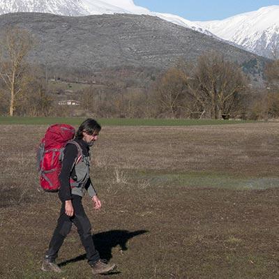 Riccardo Carnovalini ci racconta il suo Sentiero Italia: trekking o cammino?