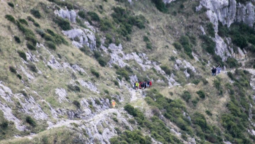 Il Sentiero Italia CAI in Puglia: sulle orme dei Templari