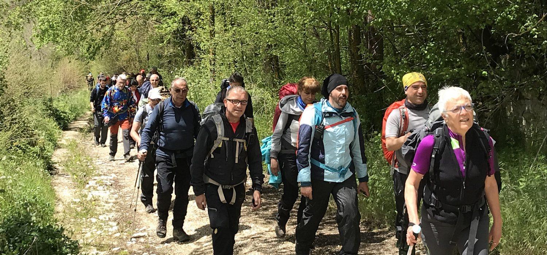 Il Sentiero Italia CAI per la ripresa delle zone terremotate