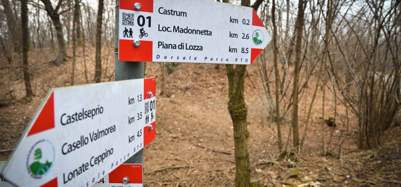 Si studia un Sentiero Italia Cai bis: per i cicloescursionisti