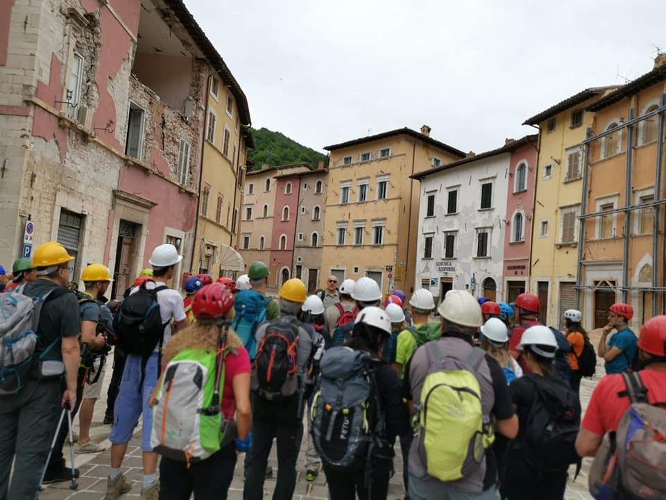 """""""Sentiero Italia CAI nelle Marche e in Umbria ha fatto bene alla memoria"""""""