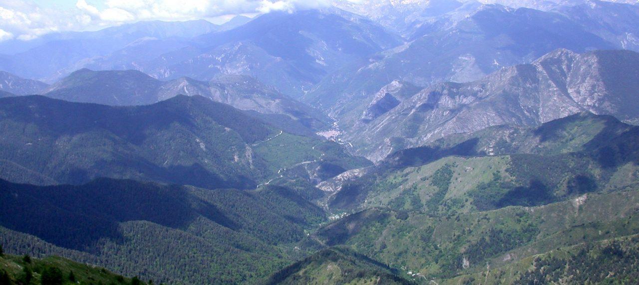 Sentiero Italia, la luna… e le sezioni del CAI ligure