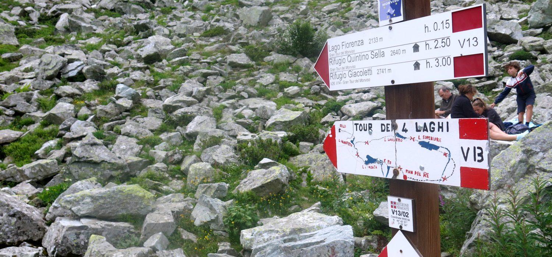 Il Piemonte annuncia: completata la verifica di 70 tappe, sono a disposizione di tutti