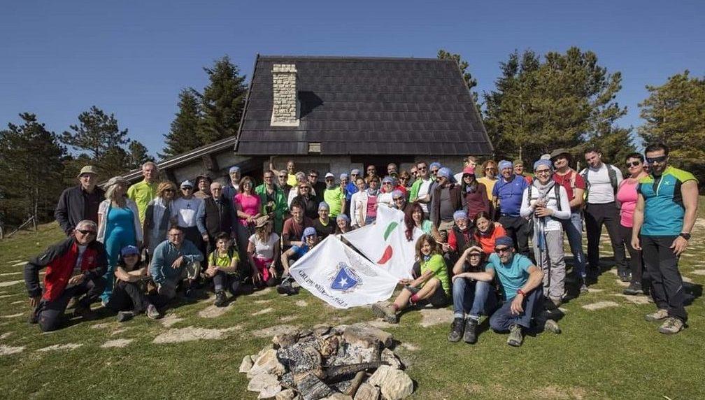 Sentiero Italia, un successo per la staffetta Cammina Italia Cai 2019