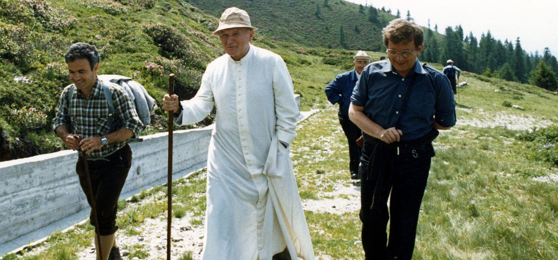 Cammina Italia CAI in Veneto: sui sentieri cari a papa Wojtyla