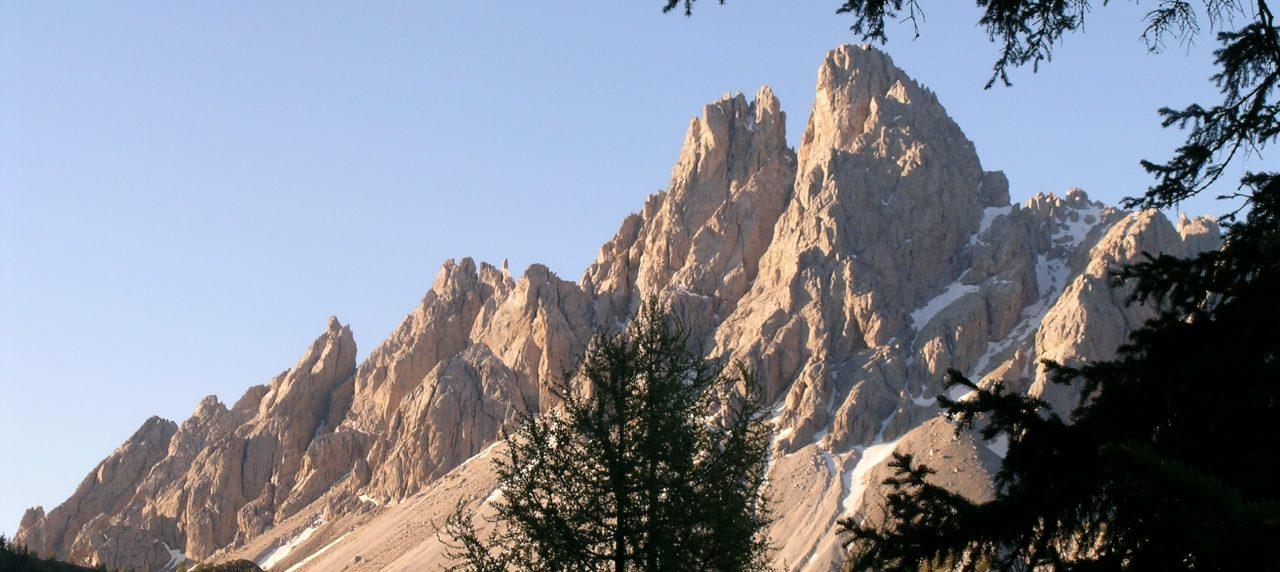 Le meraviglie d'Italia sul Sentiero: le Dolomiti