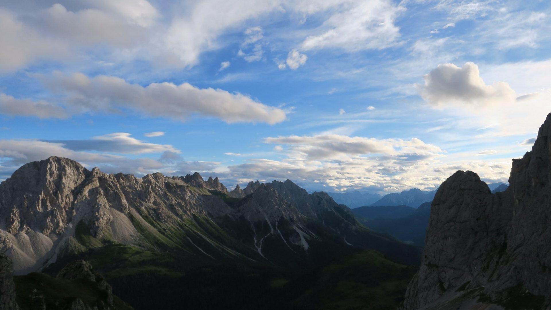 Alle sorgenti del Piave e sui monti testimoni della nascita del nostro Paese