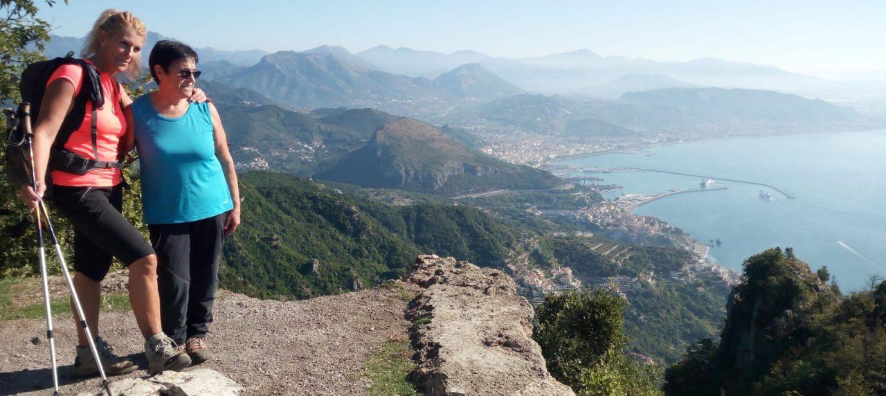 Sul Sentiero Italia CAI per gli 80 anni della sezione di Cava de' Tirreni
