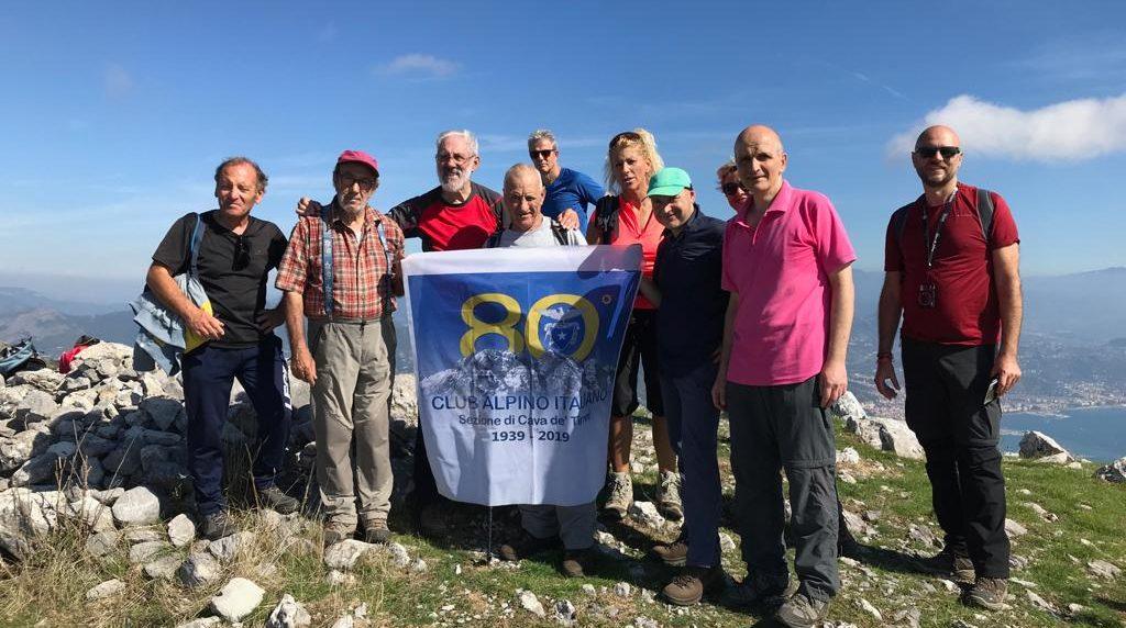 Escursione sul Sentiero Italia CAI verso la balconata sulla Costa Amalfitana