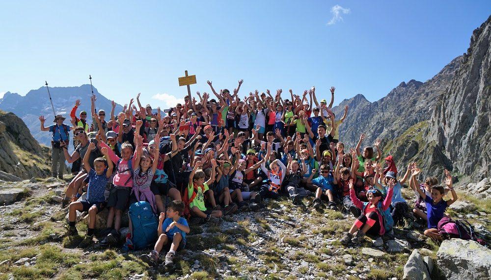 L'Alpinismo Giovanile di Liguria, Piemonte e Valle D'Aosta lungo il Sentiero Italia CAI