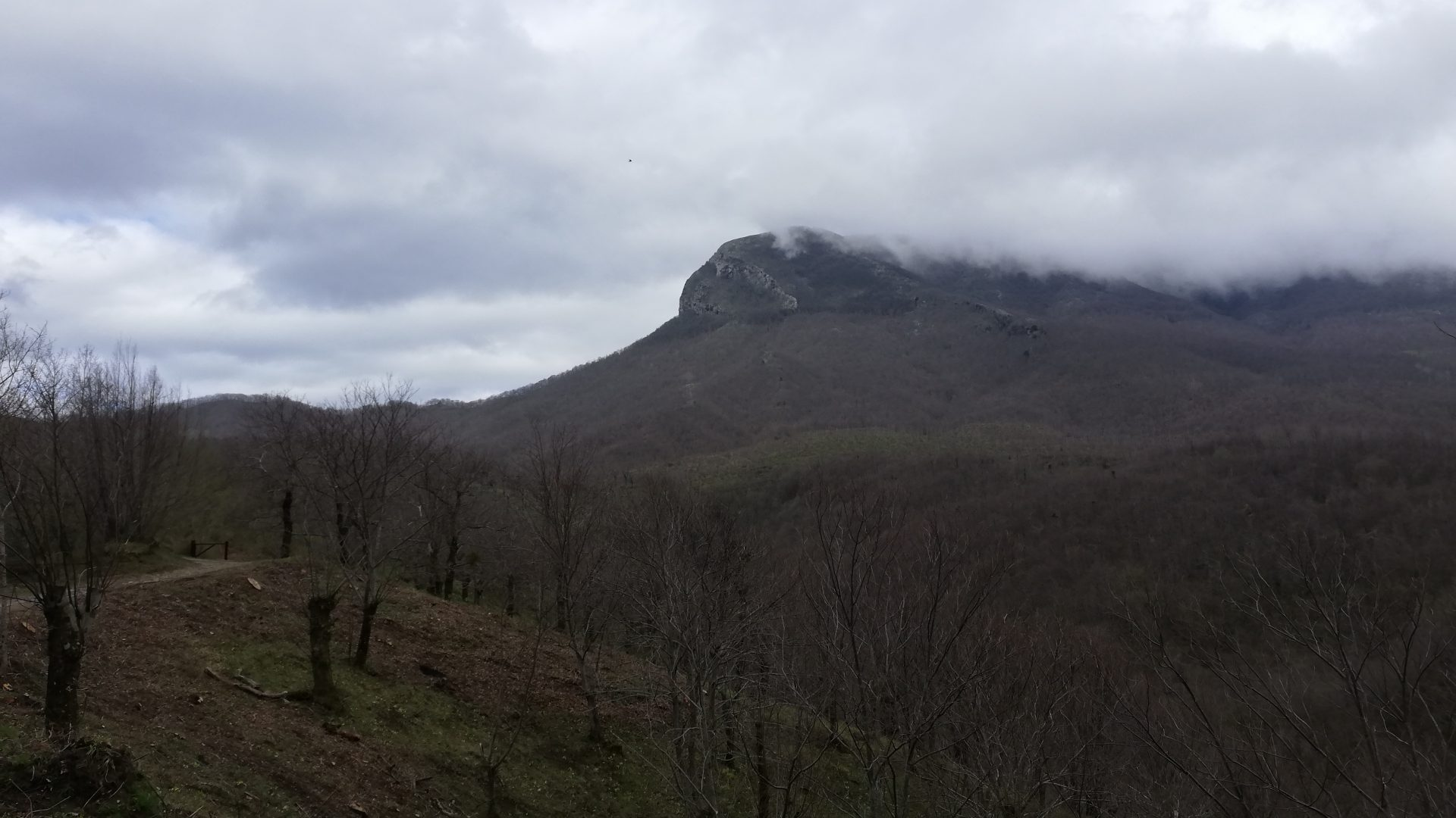 In Campania sul Sentiero Italia CAI in compagnia di un panorama favoloso