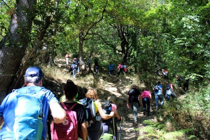 In Calabria sul Sentiero Italia CAI per la Festa della Montagna