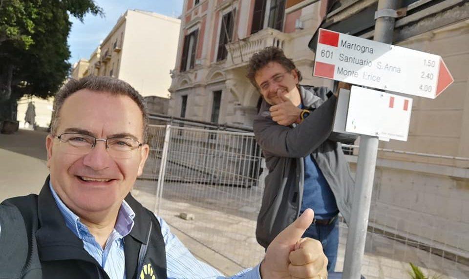 Completate le segnature, sarà inaugurato il Sentiero tra Trapani e Macerata
