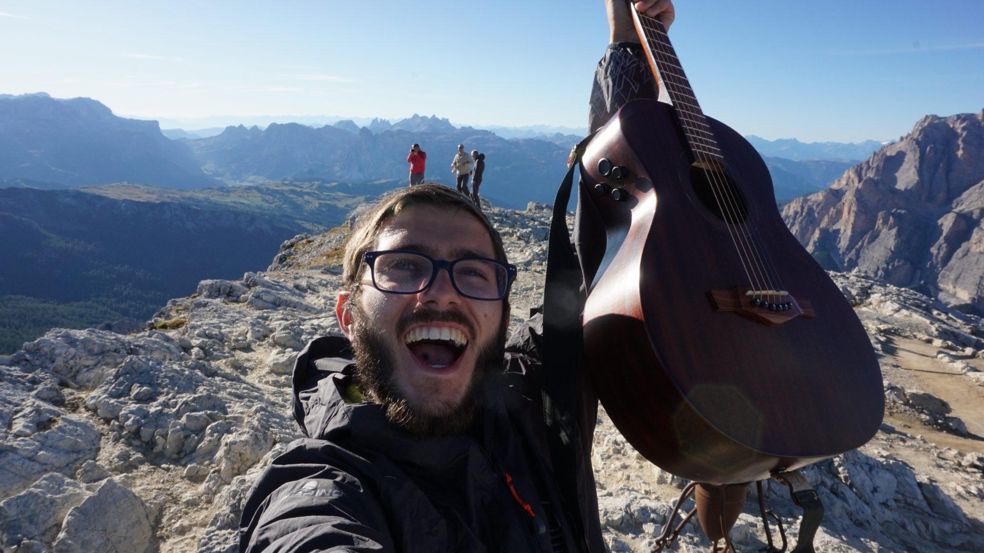 Il Sentiero Italia Cai nel nome della musica