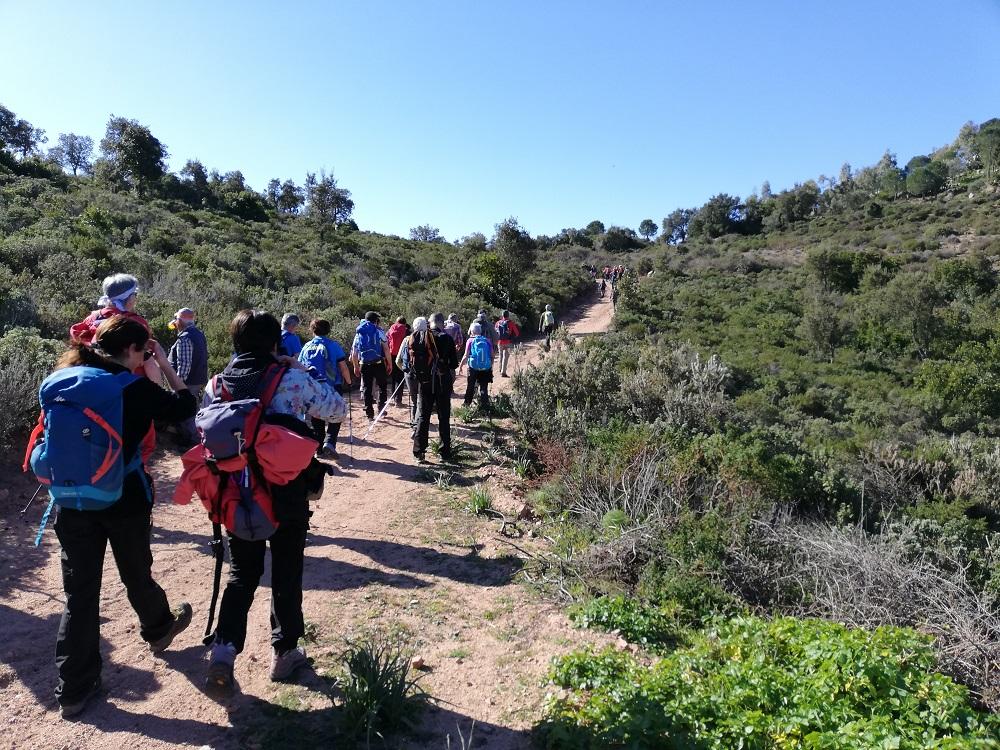 Escursioni tra le righe, la staffetta del 2019 sul Sentiero Italia in Sardegna