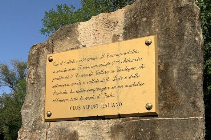 Cammina Italia CAI 2019, Sentiero Italia CAI