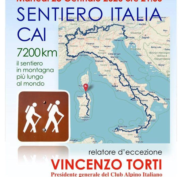 Il Sentiero Italia CAI protagonista a Melegnano