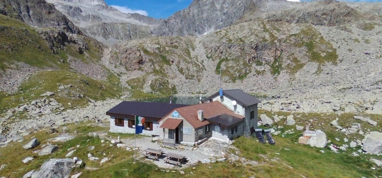 Punti d'Accoglienza: il rifugio Tonolini tra storia e presente green