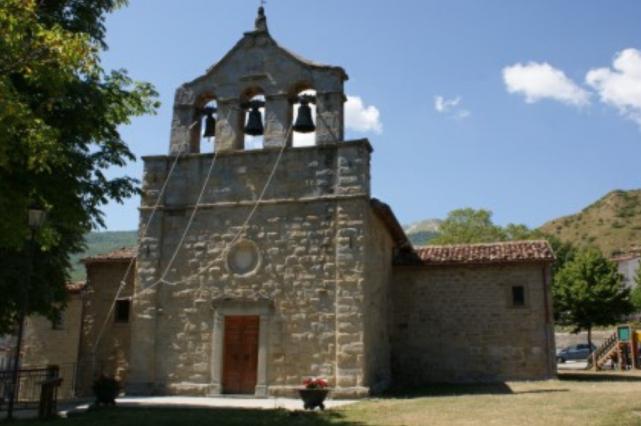 chiesa cesacastina