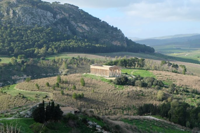 Sentiero Italia CAI, escursioni in Sicilia