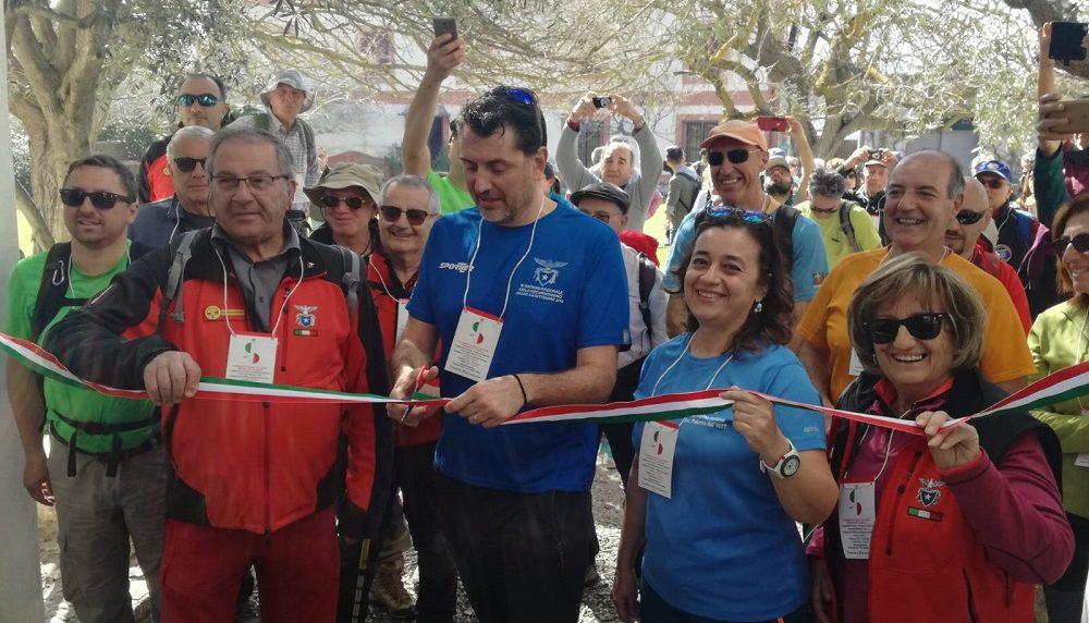 Escursioni tra le righe, Il Cammina Italia CAI 2019 in Sicilia