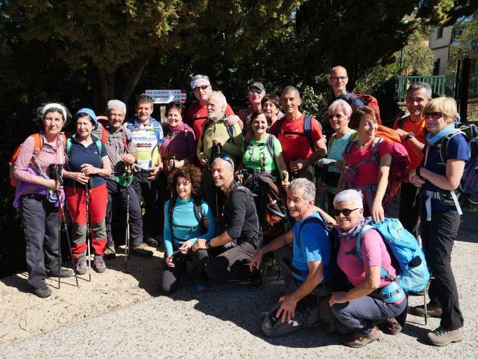 Sentiero Italia CAI, Sentiero Italia in Sardegna