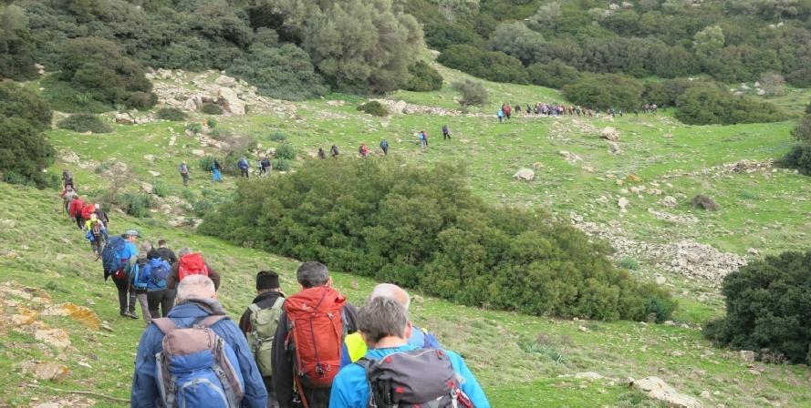 Sardegna: in cammino sul Sentiero Italia CAI