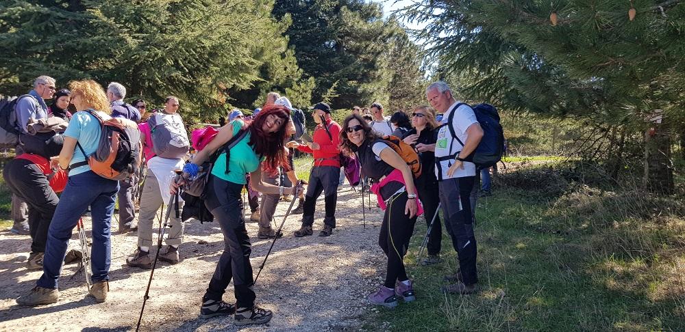 Escursioni tra le righe, il Cammina Italia CAI 2019 sui sentieri in Puglia