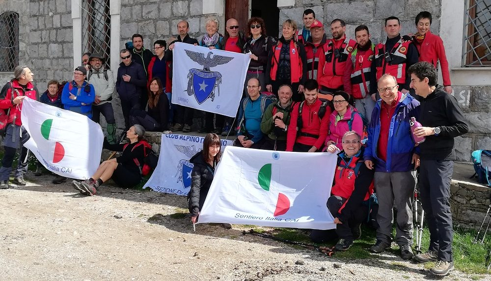 Escursioni tra le righe, il Cammina Italia CAI 2019 sui sentieri della Campania