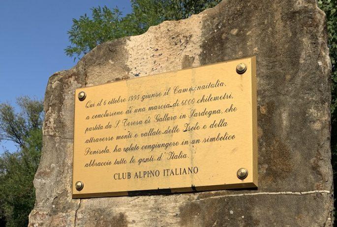 Sentiero Italia CAI, Cammina Italia CAI 2019, Muggia