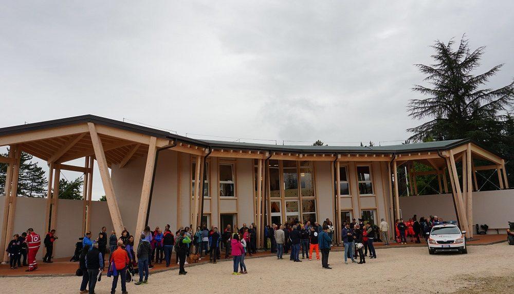 La Casa della Montagna a disposizione del Comune di Amatrice per l'emergenza Covid-19