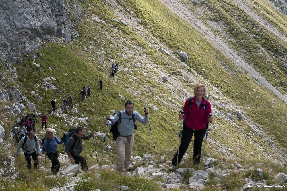Escursioni tra le righe, il trekking in Molise del Cammina Italia CAI 2019