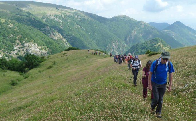 Sentiero Italia CAI, Cammina Italia CAI 2019, sentieri nelle Marche