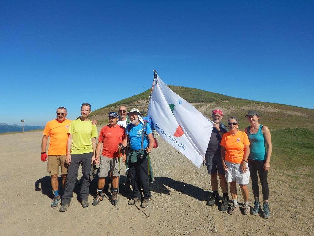 Escursioni tra le righe, il Cammina Italia sull'Appennino Tosco-emiliano