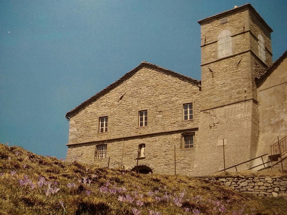 Il Sentiero dei borghi: San Pellegrino in Alpe