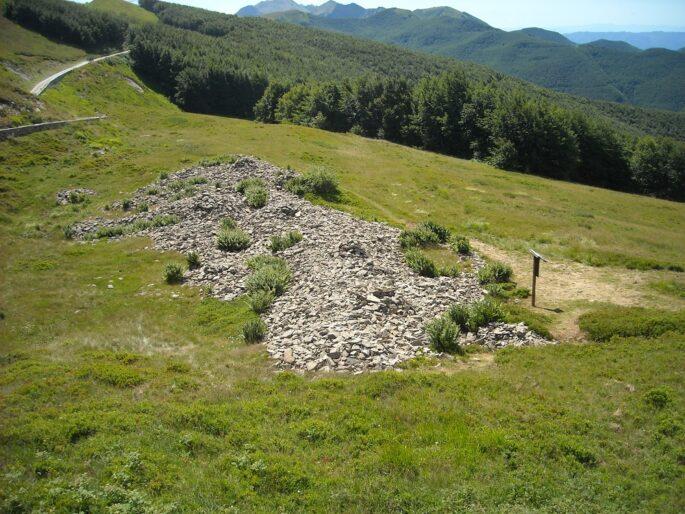 Sentiero Italia CAI, Appennino Tosco-emiliano