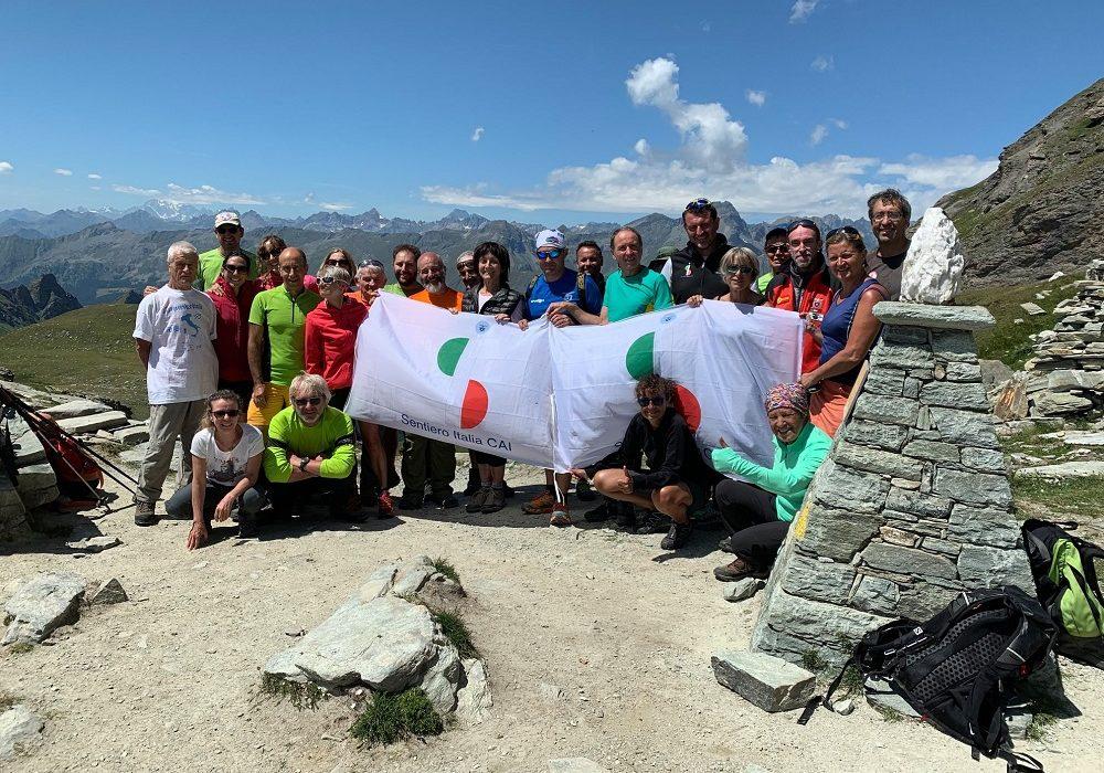 Il Sentiero Italia CAI per tutti, online il programma delle escursioni 2020