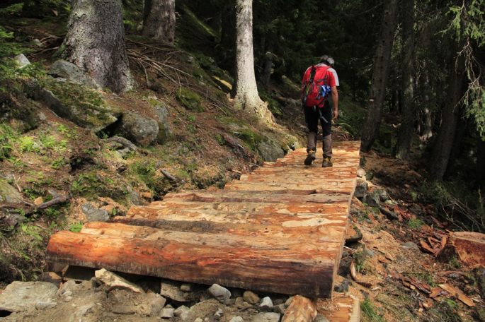 Sentiero Italia CAI, Cammina Italia CAI 2019, panorami del Trentino