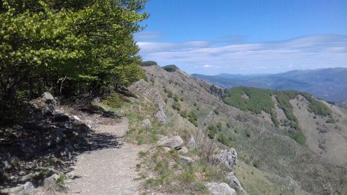 Sentiero Italia CAI, Appennino settentrionale