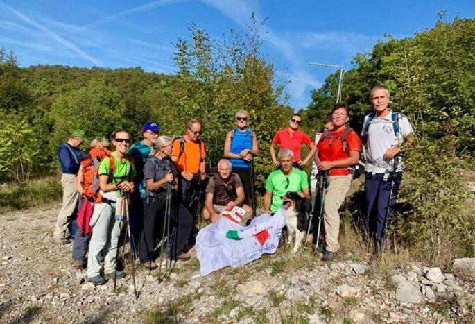 Cammina Italia CAI 2019, Sentiero Italia CAI, regione Friuli-Venezia Giulia
