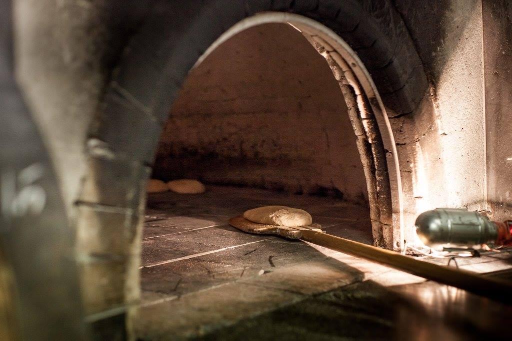 Il Sentiero dei sapori: il pane di Chiaserna