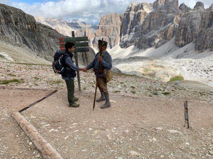 Raccontare il Sentiero Itali aCai