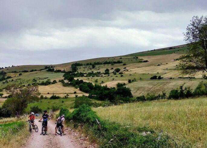 MTB, Sentiero Italia CAI