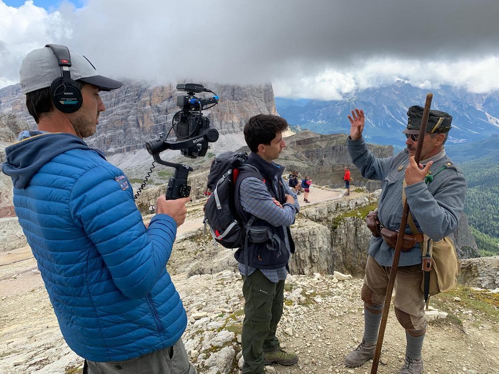 In viaggio sul Sentiero Italia Cai, è partito il progetto per realizzare il documentario ufficiale