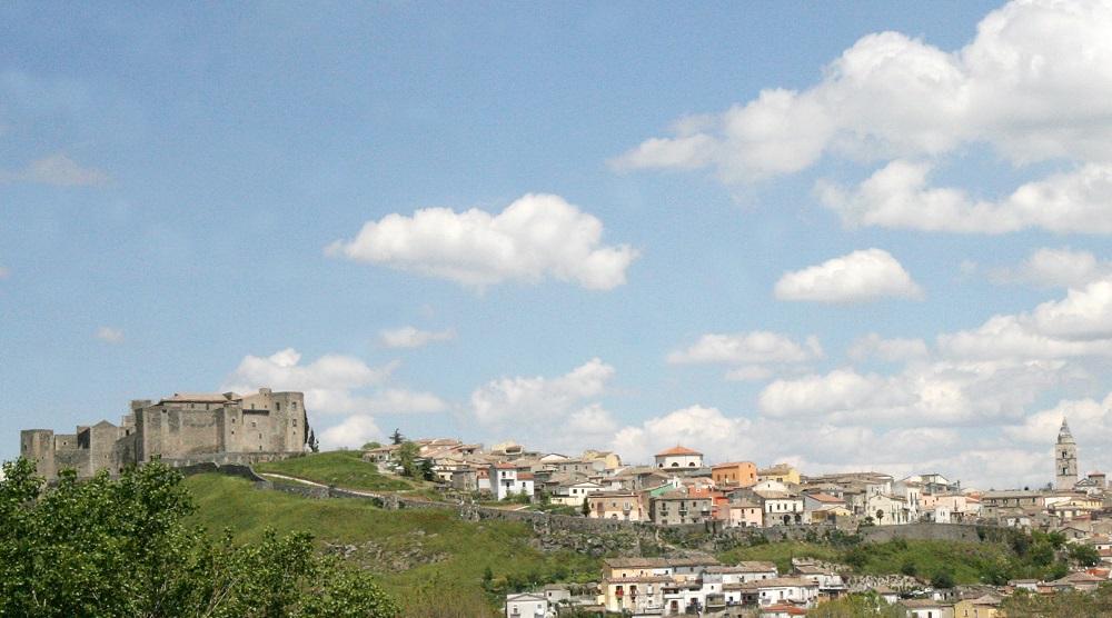Il Sentiero dei borghi: Melfi, un'antica capitale