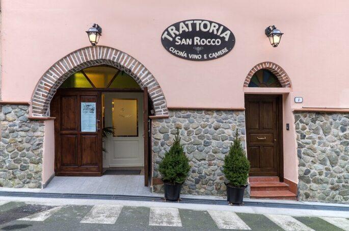Sentiero Italia CAI, Liguria, Locanda Trattoria San Rocco, Punti di Accoglienza
