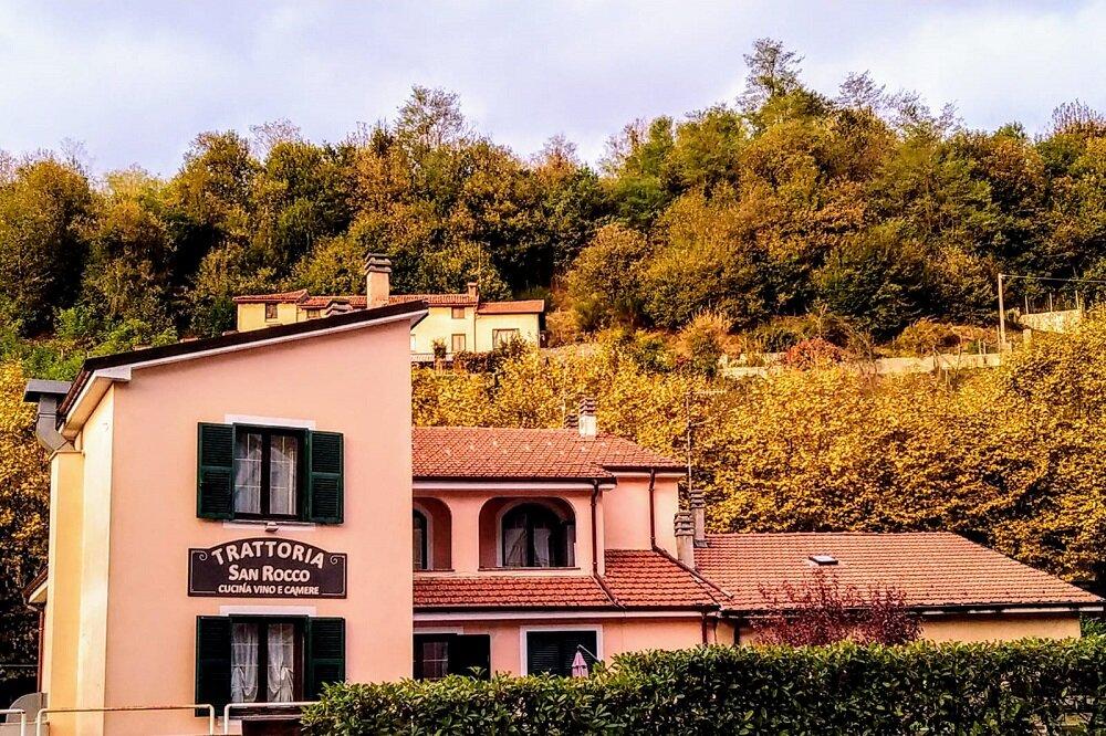 Punti d'Accoglienza: la Locanda Trattoria San Rocco