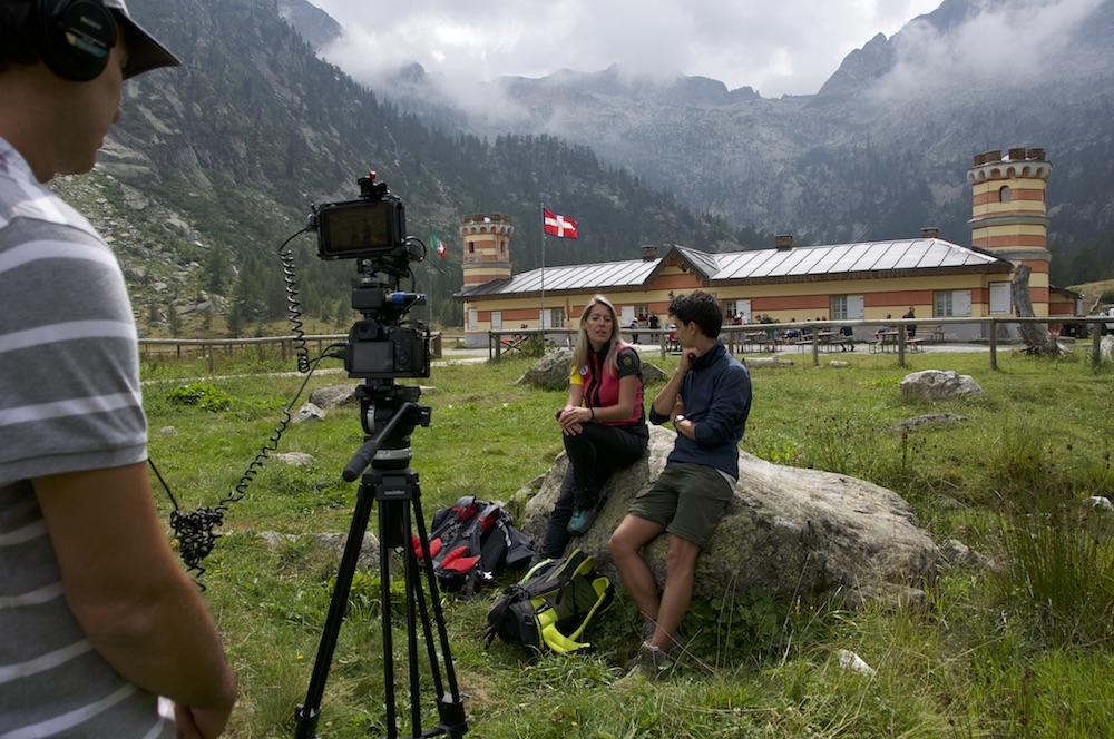 La lunga bellezza, il documentario sul Sentiero Italia Cai