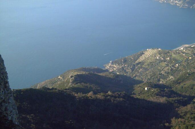 Sentiero Italia CAI, Campania, Cai Campania, muretti a secco